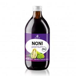Allnature Noni - 100% Bio šťáva 500 ml