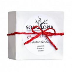 Soaphoria Organické mýdlo na lupénku, ekzém a problematickou pokožku s vlastní tinkturou 125 g
