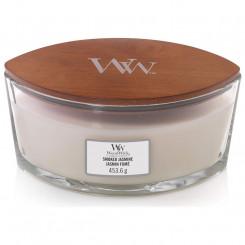 Woodwick Smoked Jasmine sviečka loď 453.6 g