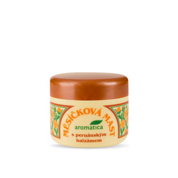 Aromatica Nechtíková masť s peruánskym balzamom 50 ml