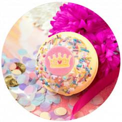 Bomb Cosmetics Kúpeľový Balistik Koruna Crowning Glory 160 g