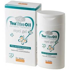 Intimní mycí gel s tea tree olejem 200 ml
