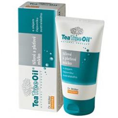 Tea Tree Oil tělové a pleťové mléko 150 ml