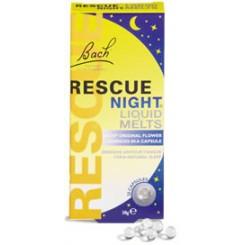 Krizové perly na spaní (Rescue Night) 28 ks - Bachovy esence