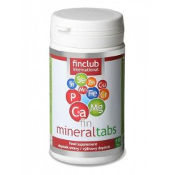Fin Mineraltabs 110 tbl.