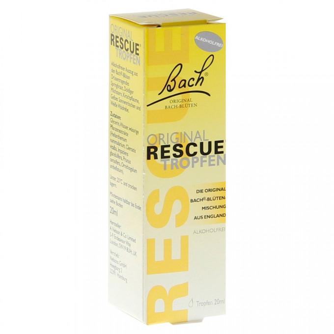 Krizové kapky (Rescue Remedy) 20 ml