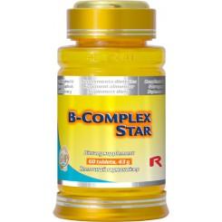 B-Complex Star 60 tbl.