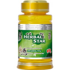 Herbal Star 60 tbl.