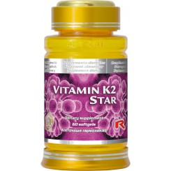 Vitamin K2 Star 60 tobolek
