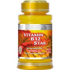Vitamin B12 Star 60 tbl.