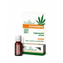 Cannaderm Cannadent sérum 5 ml