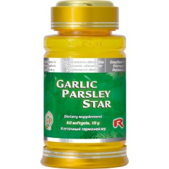 Garlic Parsley Star 60 tobolek